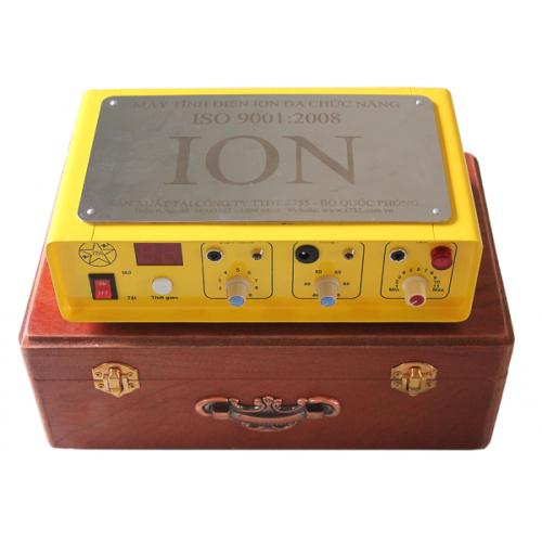Máy tĩnh điện ION đa chức năng